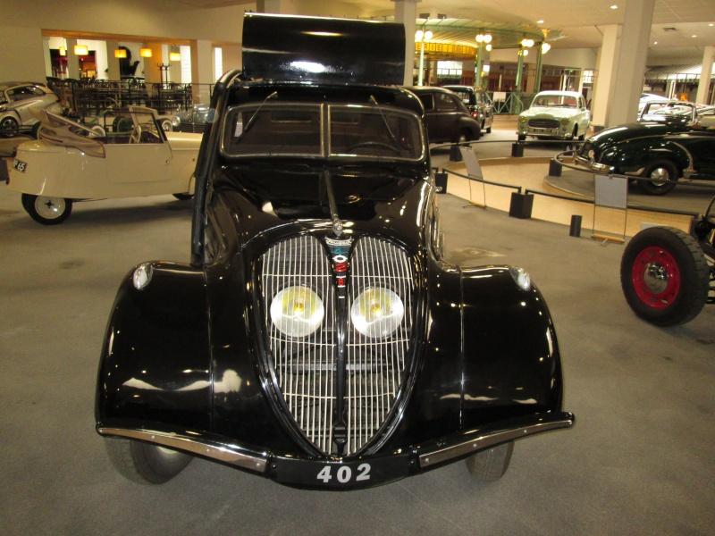 Musée de l'aventure Peugeot. Img_0437