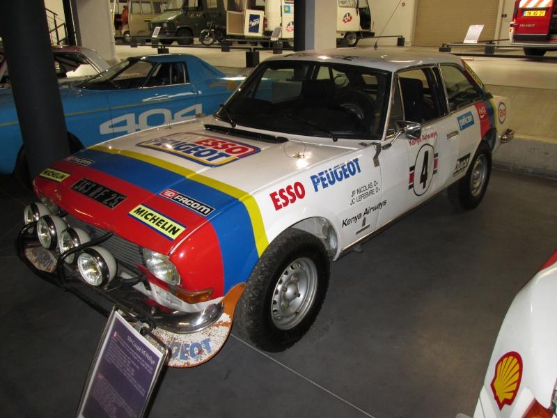 Musée de l'aventure Peugeot. Img_0445