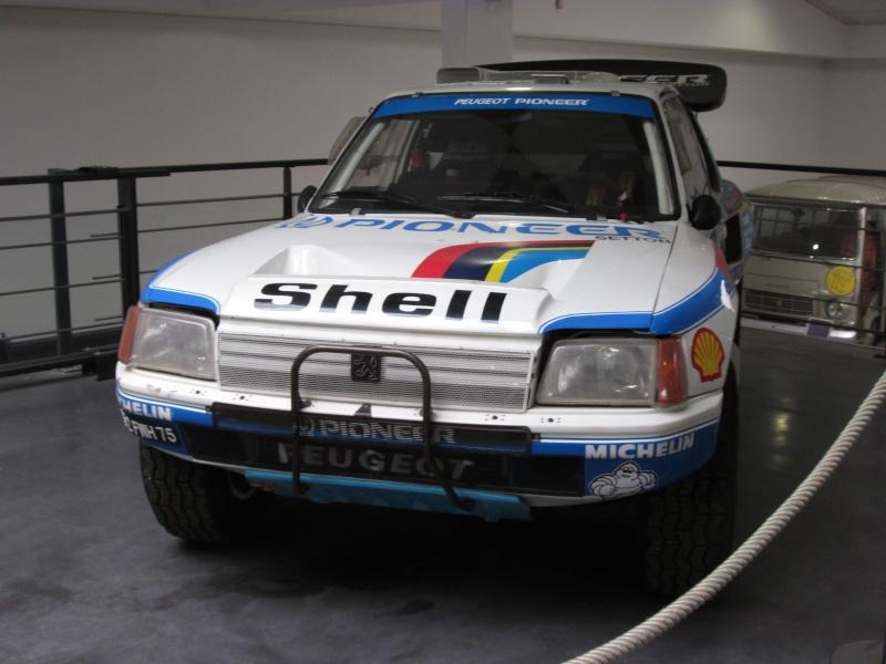 Musée de l'aventure Peugeot. Img_0461