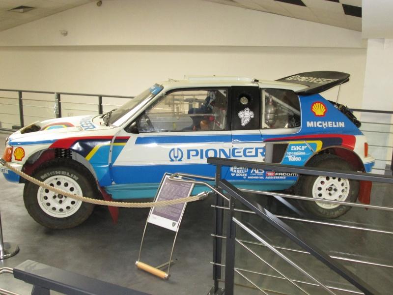 Musée de l'aventure Peugeot. Img_0462