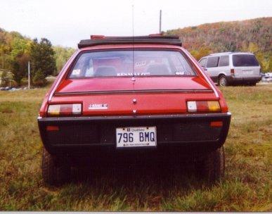 Renault 15 & 17 exotiques (US et autres) - Page 2 Renaul14