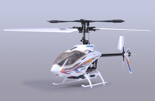 WL Toys V911 Hirobo10