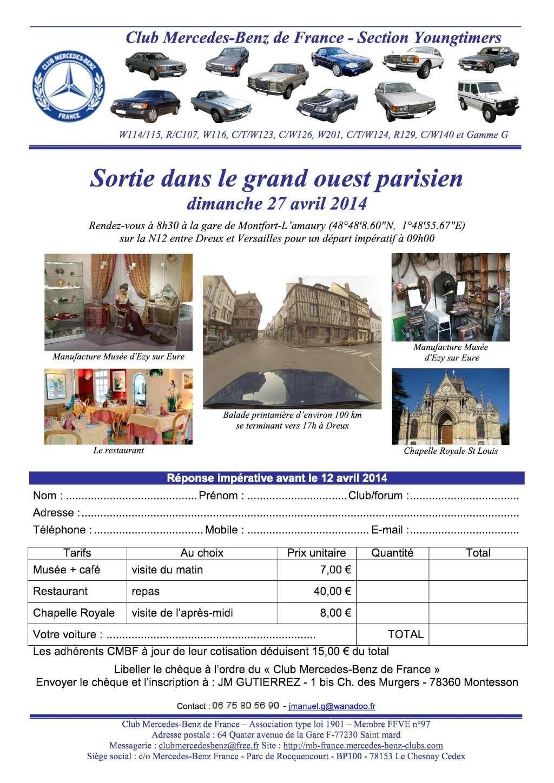 Sortie dans le grand ouest parisien le 27 avril 2014 2014_010