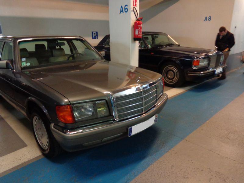 1ère rencontre 2014 au Mercedes-Benz Center de Rueil, le samedi 18 janvier 2014. - Page 7 Dsc03816