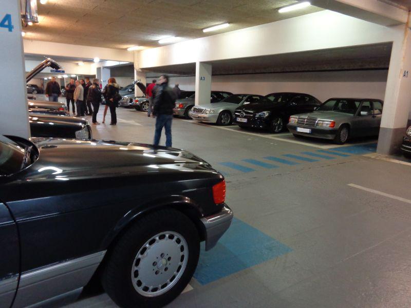 1ère rencontre 2014 au Mercedes-Benz Center de Rueil, le samedi 18 janvier 2014. - Page 7 Dsc03821