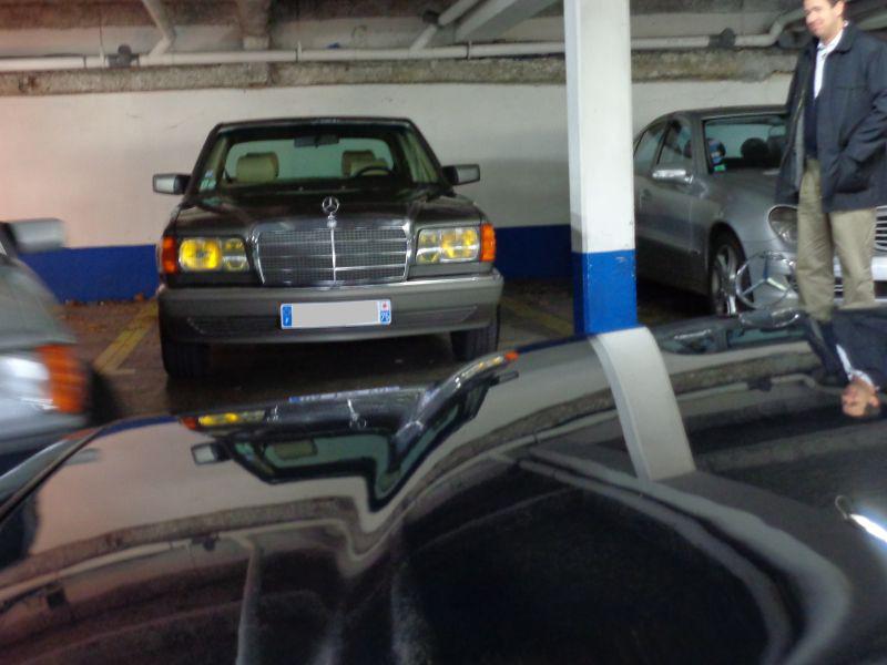 1ère rencontre 2014 au Mercedes-Benz Center de Rueil, le samedi 18 janvier 2014. - Page 7 Dsc03823