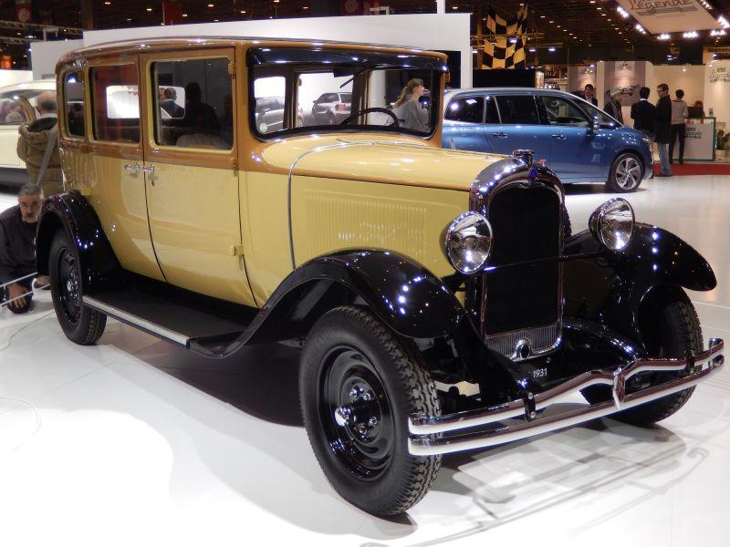 Rétromobile 2014 - du 5 au 9 février Dscn0712