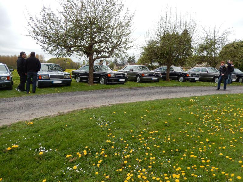 Rassemblement W126 au printemps 2014 - Page 10 Dscn1511