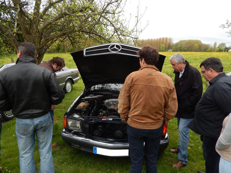 Rassemblement W126 au printemps 2014 - Page 10 Dscn1516