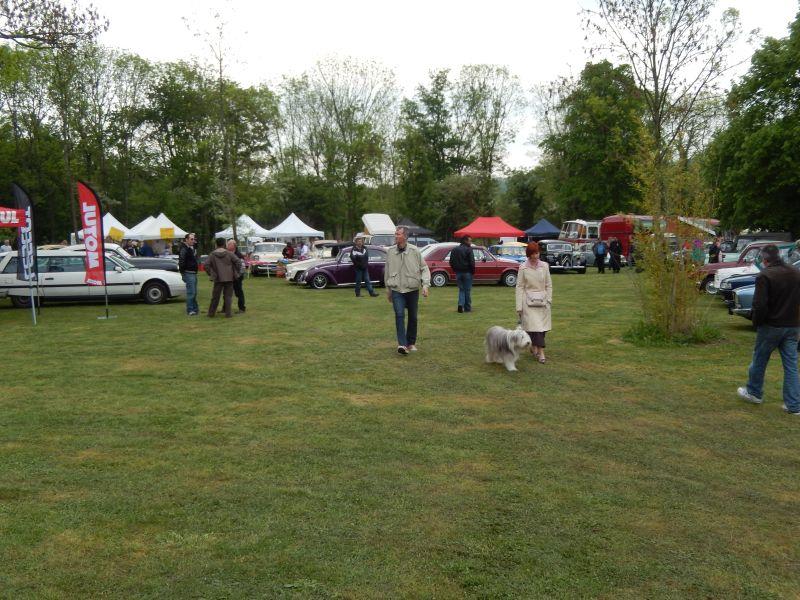 [CMBF - Youngtimers] Expomobile à Chelles (77) le 1er mai 2014 Dscn1916
