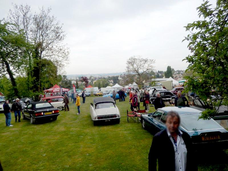[CMBF - Youngtimers] Expomobile à Chelles (77) le 1er mai 2014 Dscn1917