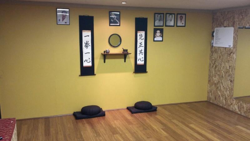 Formal Bonsai display accents Shomen10
