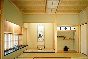 Formal Bonsai display accents Tokono11