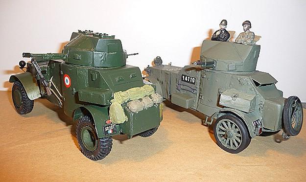MES DEUX VERSIONS D'A.M. WHITE LAFFLY 50 - 1/35 - modèle 1920 et  Liban 1942    P1050528