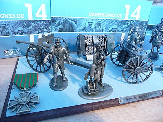 Editions ATLAS Collections- CAMPAGNES DE 14/18 P1050547