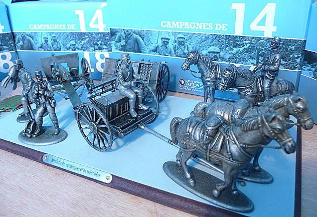 Editions ATLAS Collections- CAMPAGNES DE 14/18 P1050548