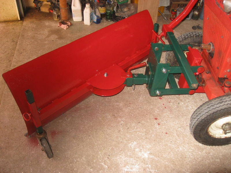 VEND CHASSE NEIGE LAME BULL GODET CHARGEUR POUR 1031 Img_0544