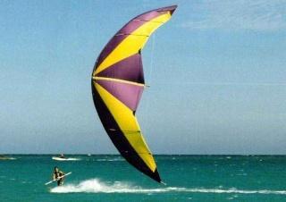 D'autres types de kites pour le foil ? Kitesk10