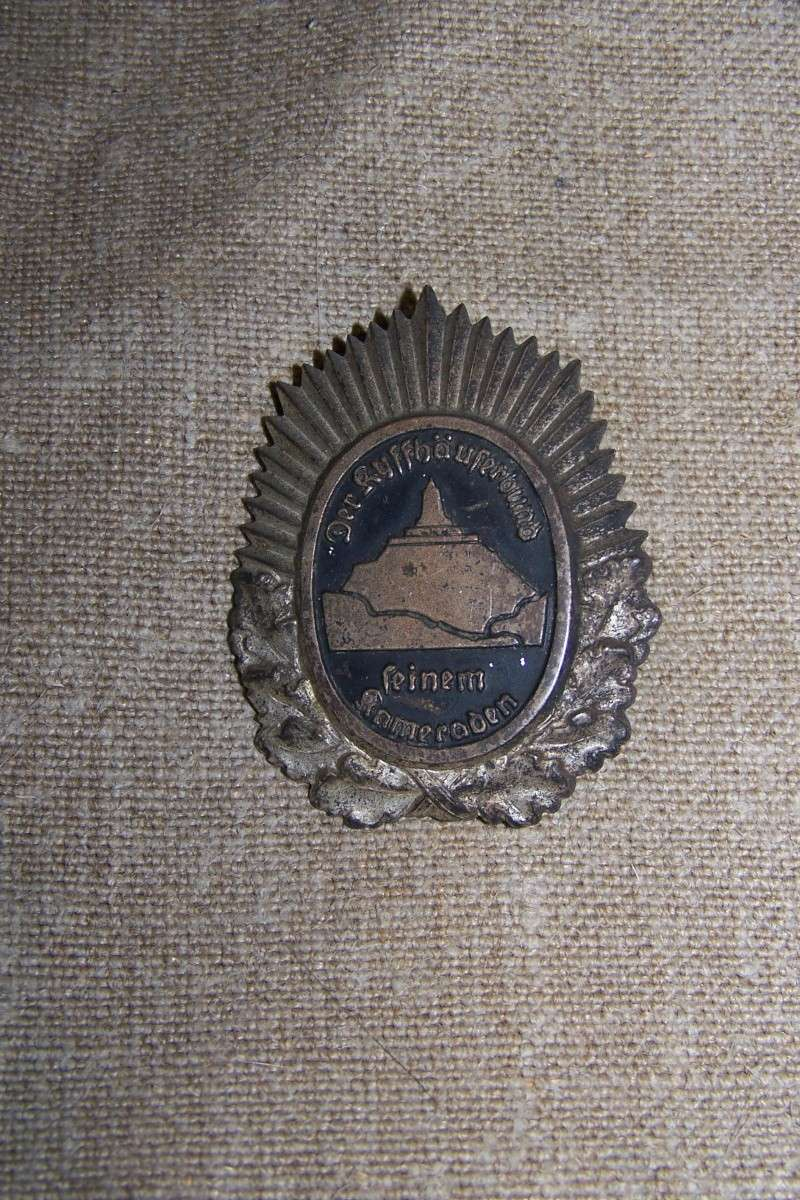 insigne allemand association ancien combattant 100_9947