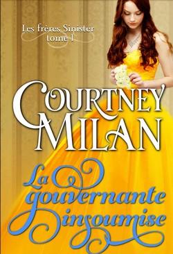 governess - Les Frères Ténébreux - Tome 0,5 : La gouvernante insoumise de Courtney Milan La_gou11