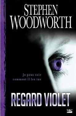 Natalie Lindstrom - Tome 1: Regard violet de Stephen Woodworth Regard10
