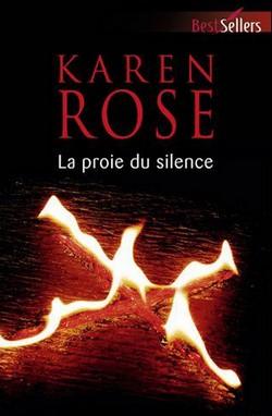 karen rose - Série Don't tell: T11-La proie du silence Karen Rose Sans_t55