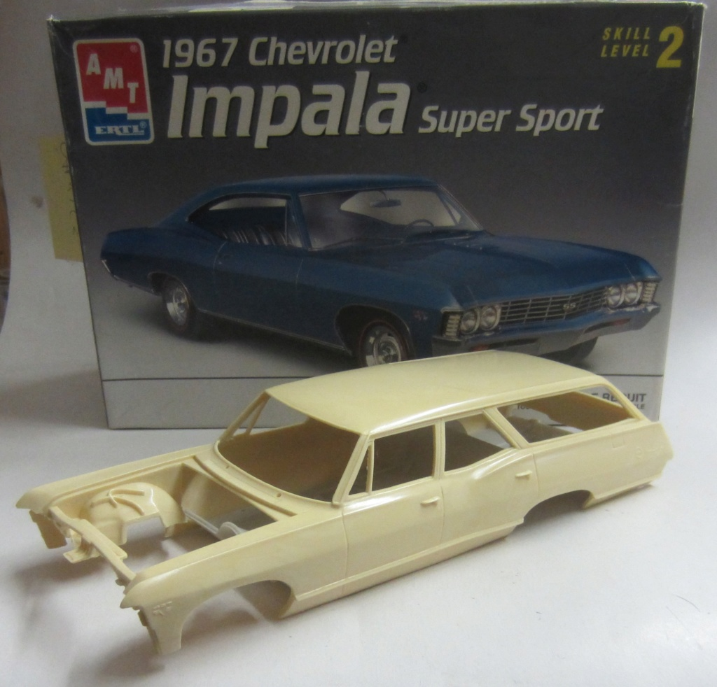 1967 chevrolet impala station wagon Photo15