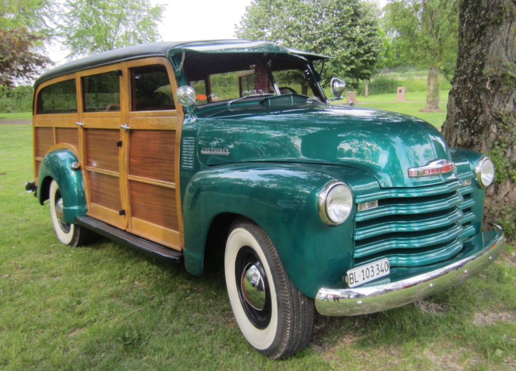1950 chevrolet 3100 woody - FINI - Photo_11