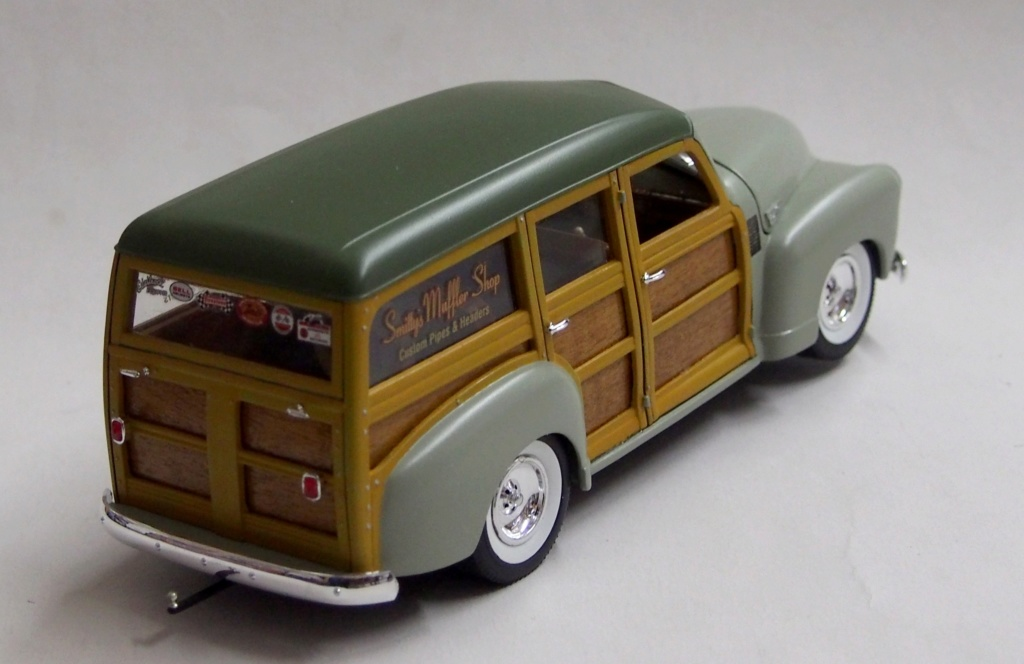 1950 chevrolet 3100 woody - FINI - - Page 2 Photo_36
