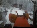 Trattori con vomero oppure lama da neve. Foto1119