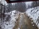 Trattori con vomero oppure lama da neve. Foto1414