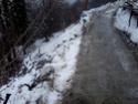 Trattori con vomero oppure lama da neve. Foto1417