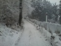 Trattori con vomero oppure lama da neve. Foto1533
