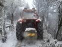 Trattori con vomero oppure lama da neve. Foto1535