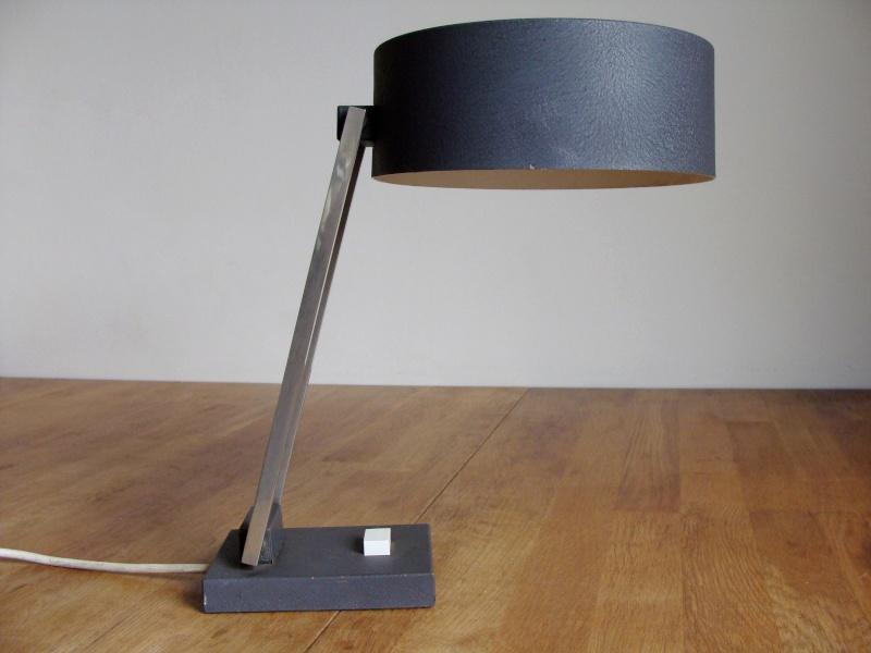 60s/70s Desk Lamp - Hillebrand? 00111