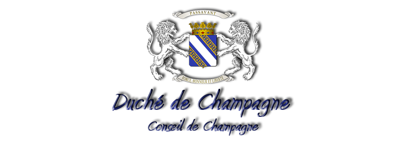 Composition du Conseil Champenois Entate12