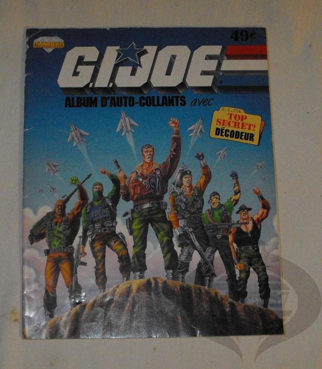 GI Joe - Boîtes et Blisters Français - Page 2 06810