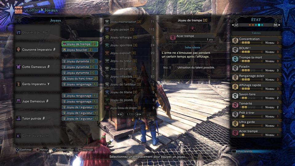 [Set Endgame] Lancecanon en rafale 1610