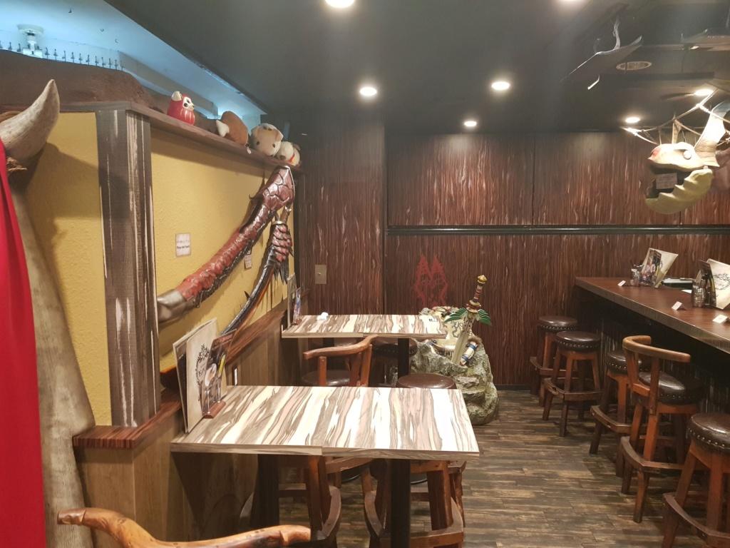 Un Wycadémiste au Japon: le Hunter Bar de Tokyo 20180822
