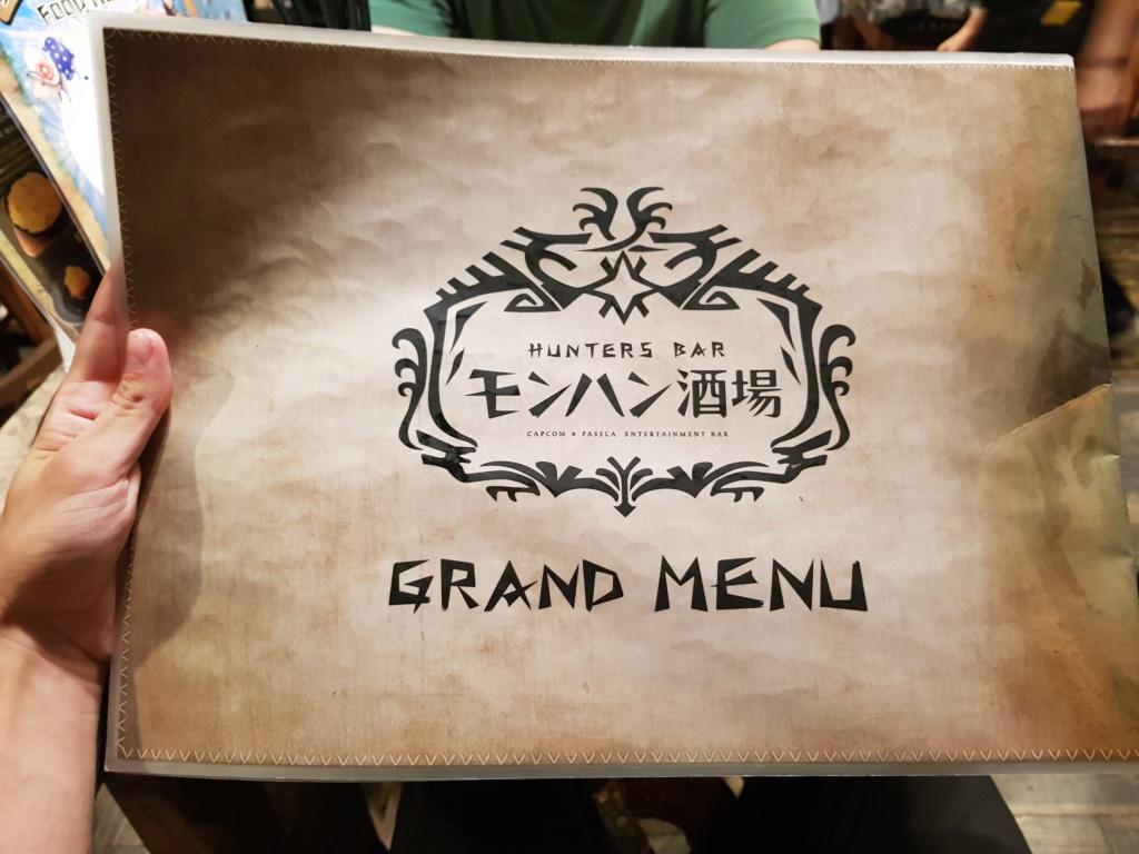 Un Wycadémiste au Japon: le Hunter Bar de Tokyo 20180824