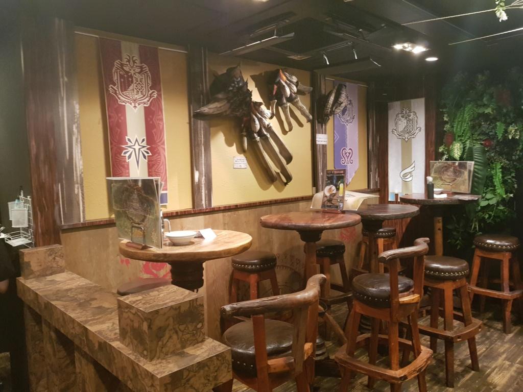 Un Wycadémiste au Japon: le Hunter Bar de Tokyo 20180826