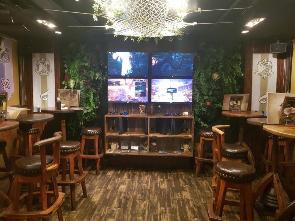 Un Wycadémiste au Japon: le Hunter Bar de Tokyo 20180832