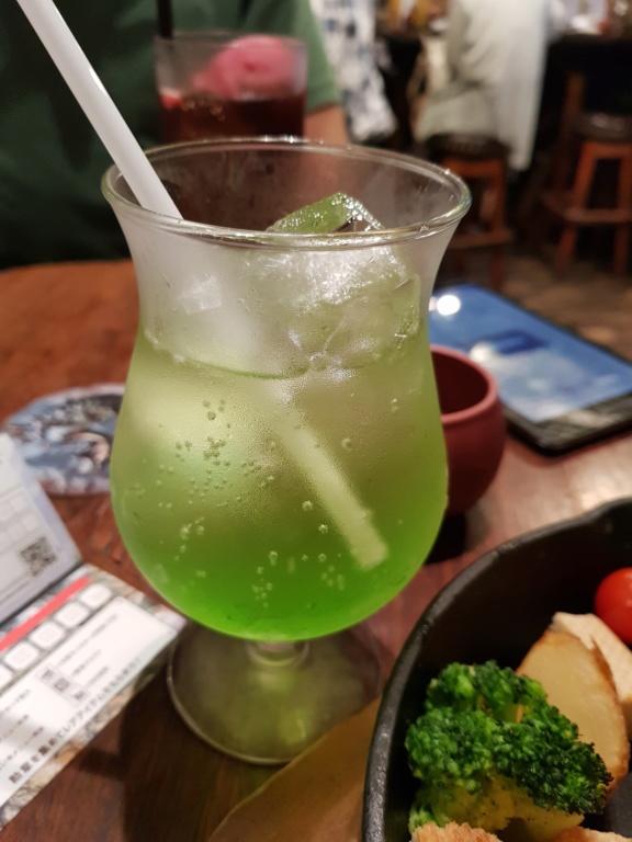 Un Wycadémiste au Japon: le Hunter Bar de Tokyo 20180835