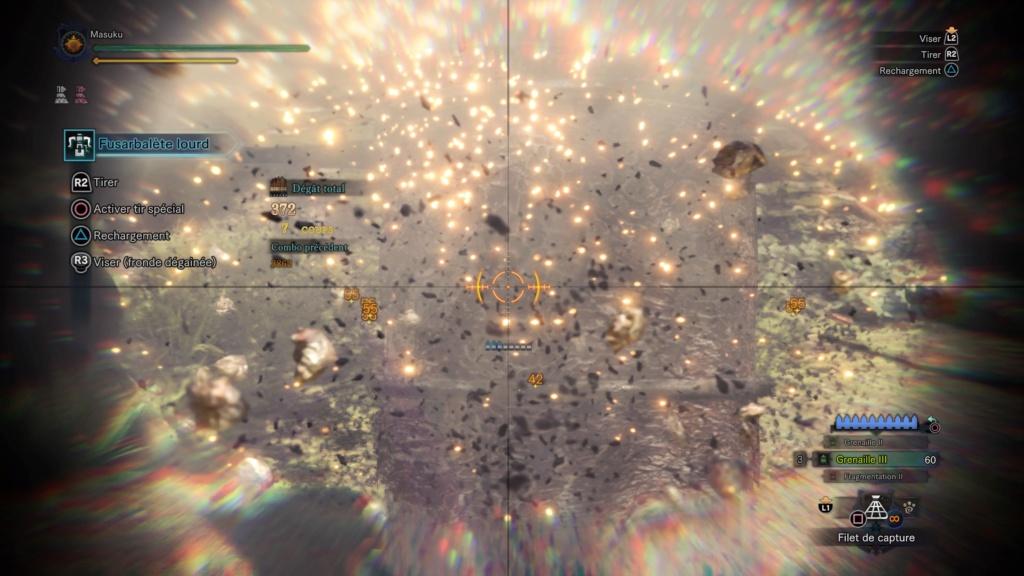 [Set Iceborne] Le retour des munitions Grenaille Monste53