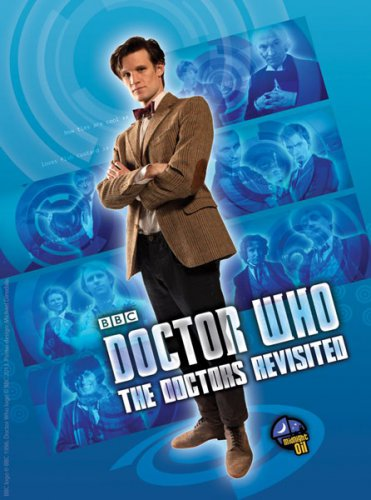 [Doctor Who] The Doctors revisited ( BBCA 50th Anniversary celebration) 13636210