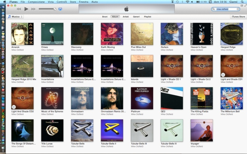 Mike Oldfield - Tubular Bells: quale versione CD scegliere? Scherm10