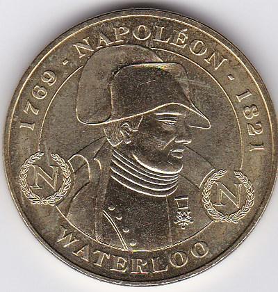Pièce et Medaille souvenir 1769_n10