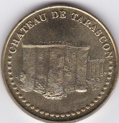 Pièce et Medaille souvenir Chatea10