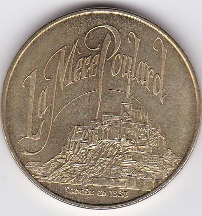Pièce et Medaille souvenir La_mar10