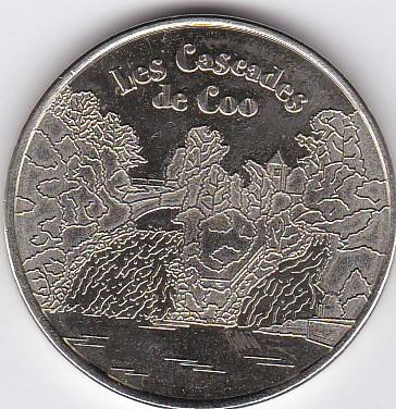 Pièce et Medaille souvenir Les_ca10